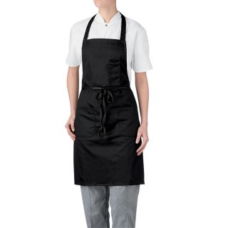 3 Pocket Bib Apron (minimum 6 per order)-Chefwear