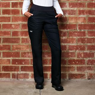 Chefwear Pants for Hospitality Womens Confort Waist Chef Pant-Chefwear