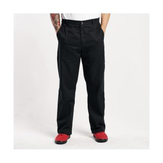 Mens Cotton Flat Front Pant-