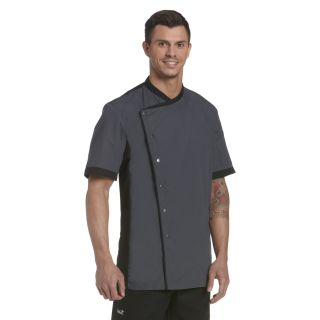 Snap Front Chef Jacket-