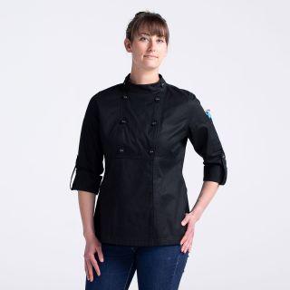 Womens Designer Chef Jacket-