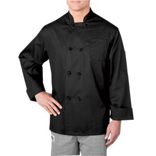 L/S Cloth Knot Button-Chefwear