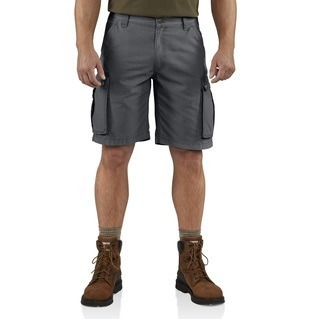 Mens Rugged Cargo Short-