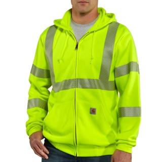 Mens HV Class 3 Sweatshirt-Carhartt