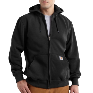 Mens RD PaxtonHeavyweight Hdd Zip Front Sweatshirt