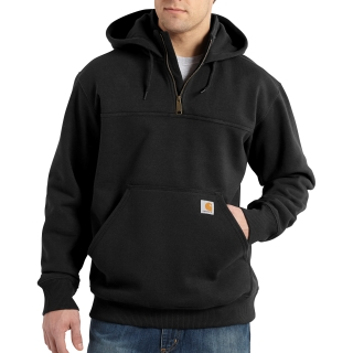 Mens RD PaxtonHeavyweight Hdd Zip Mock Sweatshirt-