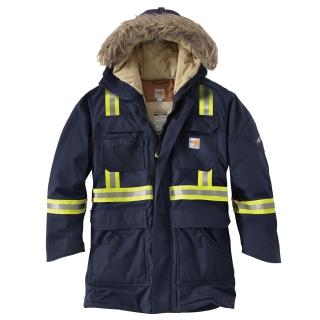 Carhartt - Mens Flame-Resistant Extremes Arctic Parka-Carhartt