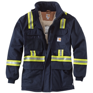 Carhartt - Mens Flame-Resistant Extremes Arctic Coat-Carhartt