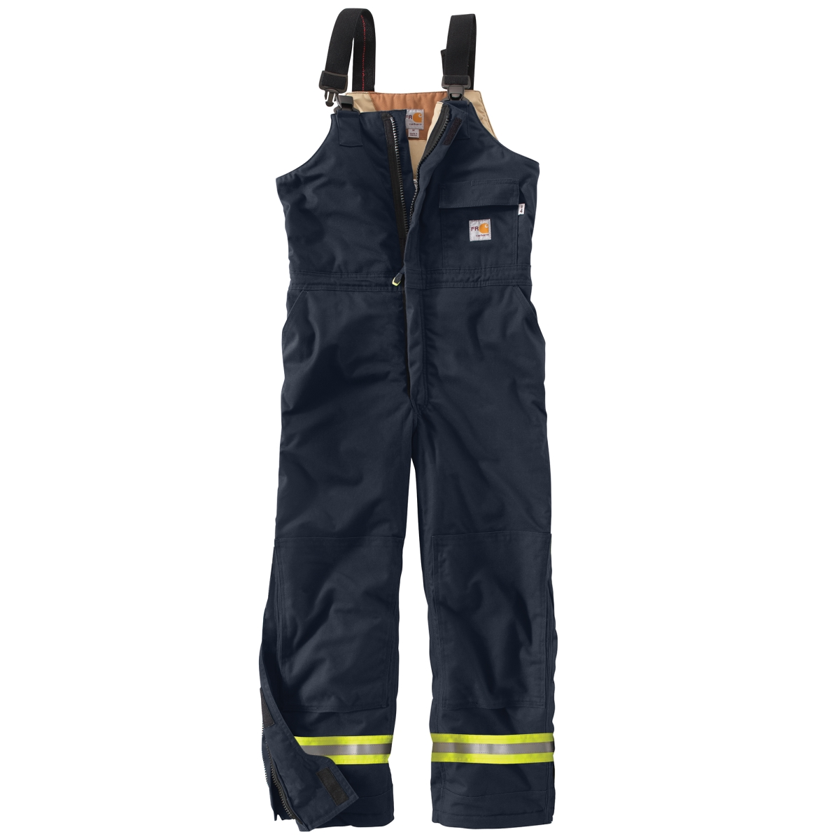 Flame-Resistant Bibs & Coveralls