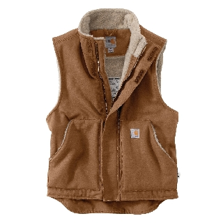 Mens Flame-Resistant Mock Neck Vest-