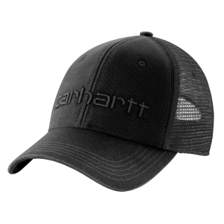 Mens Cnvs Msh Bck Logo Grphc Cap-Carhartt