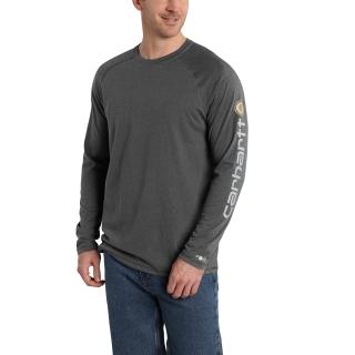 Men's Force Cotton Delmont Sleeve Gphc Tshrt