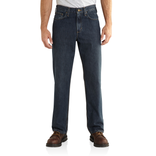 Mens Relaxed Fit Holter Jean