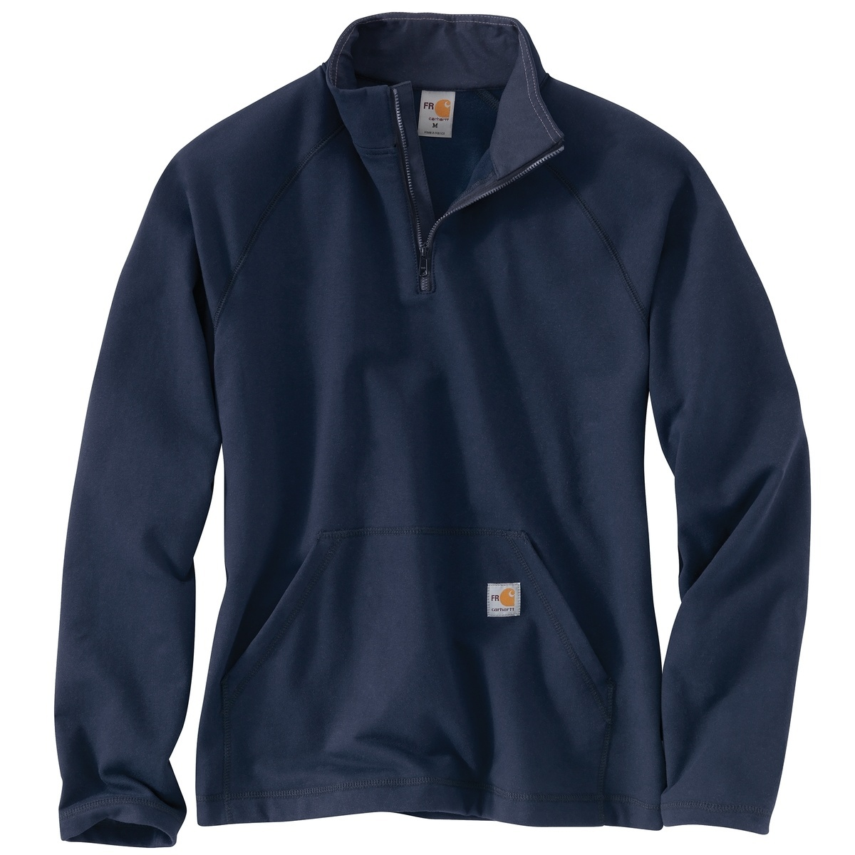 Carhartt - Mens Flame-Resistant Force Rugged Flex Quarter Zip Fleece-Carhartt
