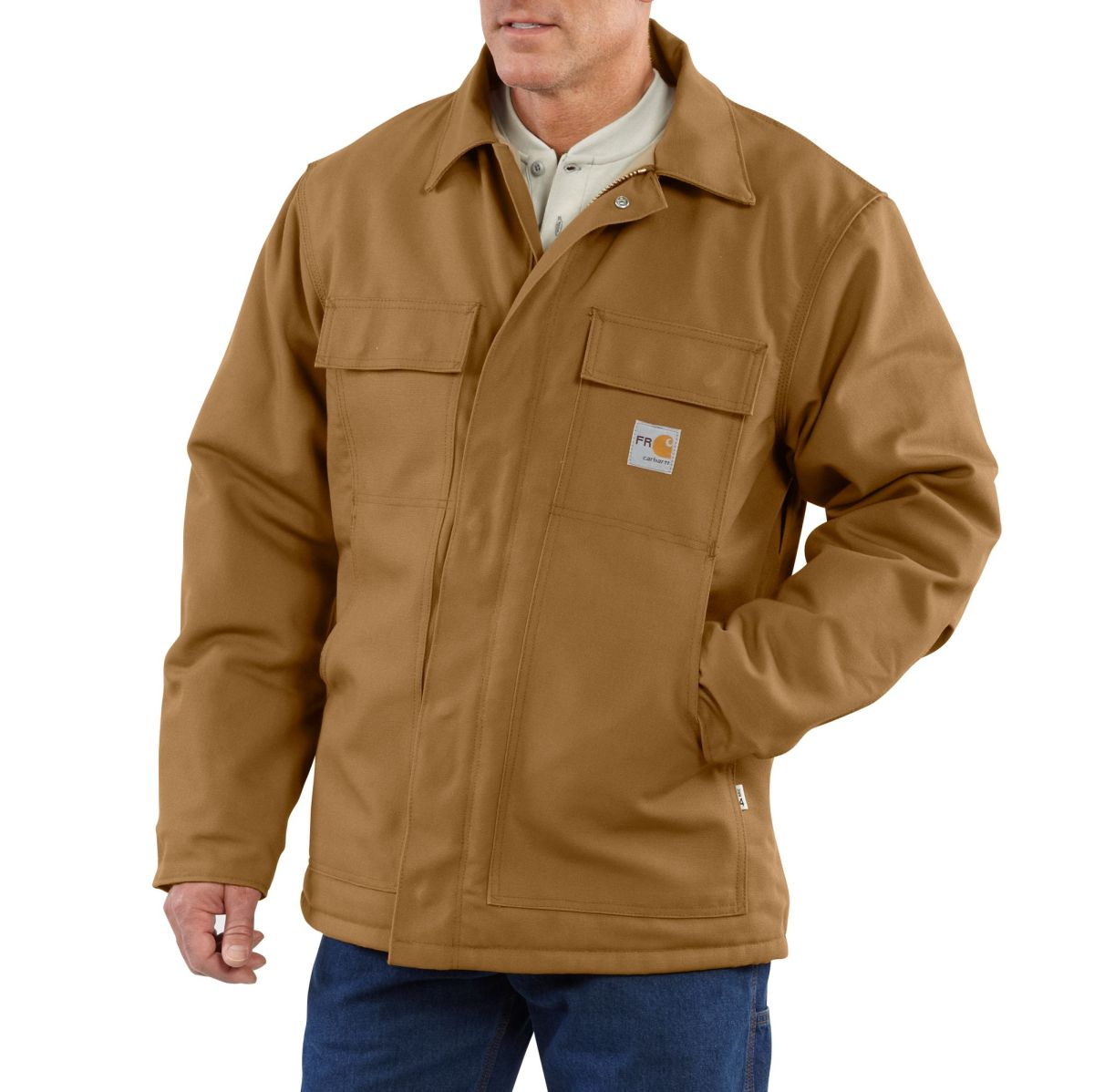 Carhartt Men's FR Duck Traditional Coat-Carhartt