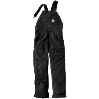 101627 Men's Flame-Resistant Duck Bib Overall