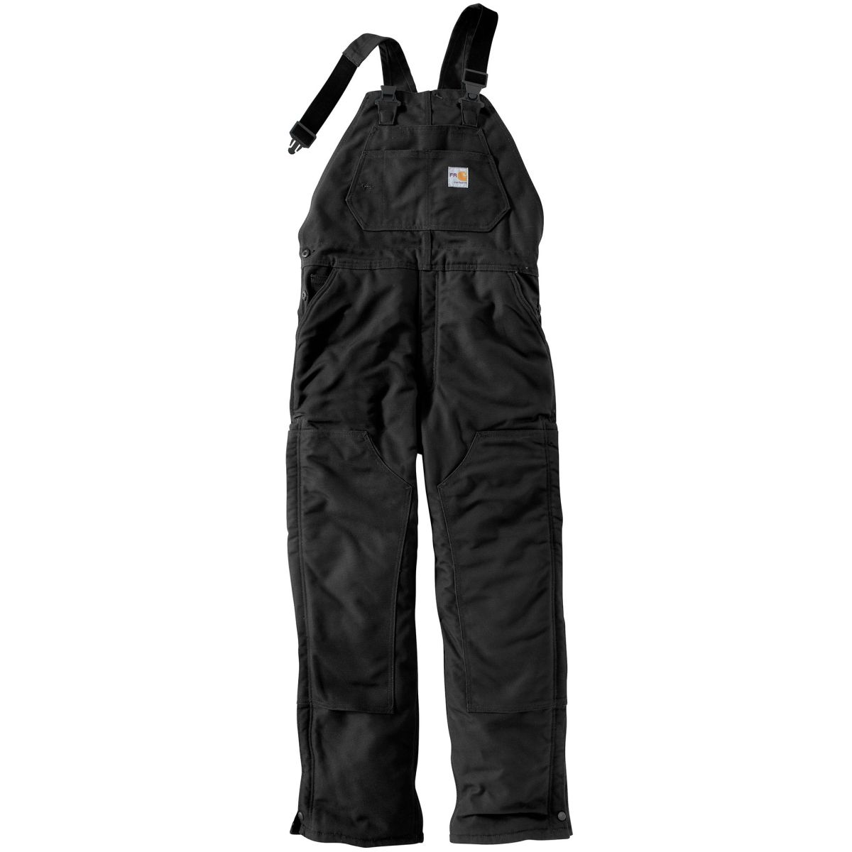 101627 Mens Flame-Resistant Duck Bib Overall-Carhartt