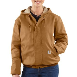 101629 Womens Flame-Resistant Canvas Active Jac