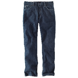 Mens Flame-Resistant Rugged Flex Jean Straight Fit-