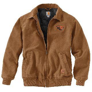 Mens Oregon State Bankston Jacket