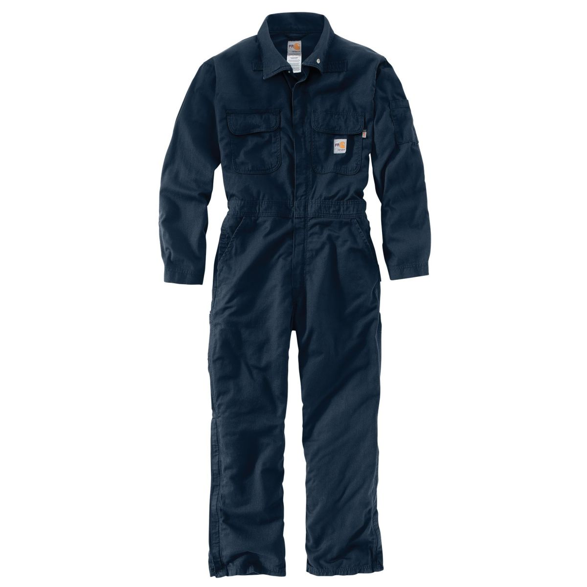 Mens Flame-Resistant Deluxe Coverall-Carhartt