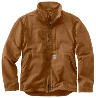 Mens Flame-Resistant Full Swing Quick Duck Jacket-