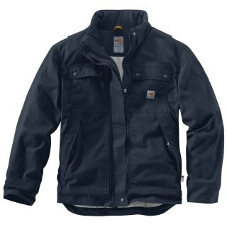 Mens Flame-Resistant Full Swing Quick Duck Coat-