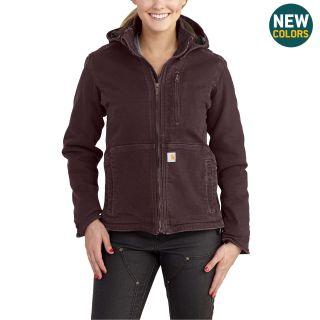 Womens FS LseFit WshDck Lined Jacket-Carhartt
