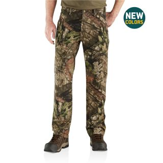 Mens Rugged Flex Rigby Camo Dungaree-Carhartt