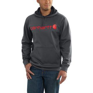 Mens Force Extrms Sgnture Grphc Hdd Sweatshirtrt-
