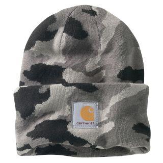 Mens Camo Watch Hat