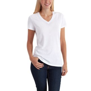Womens Lockhart Short Sleeve Vneck Tshirt-