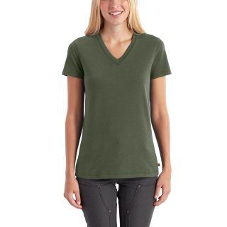 Womens Lockhart Short Sleeve Vneck Tshirt