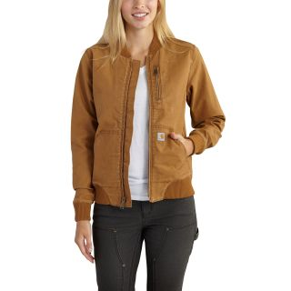 Womens Crawford Bomber Jacket-