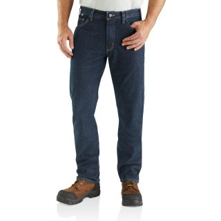 Mens Flame-Resistant Rugged Flex Jean Relaxed Fit-