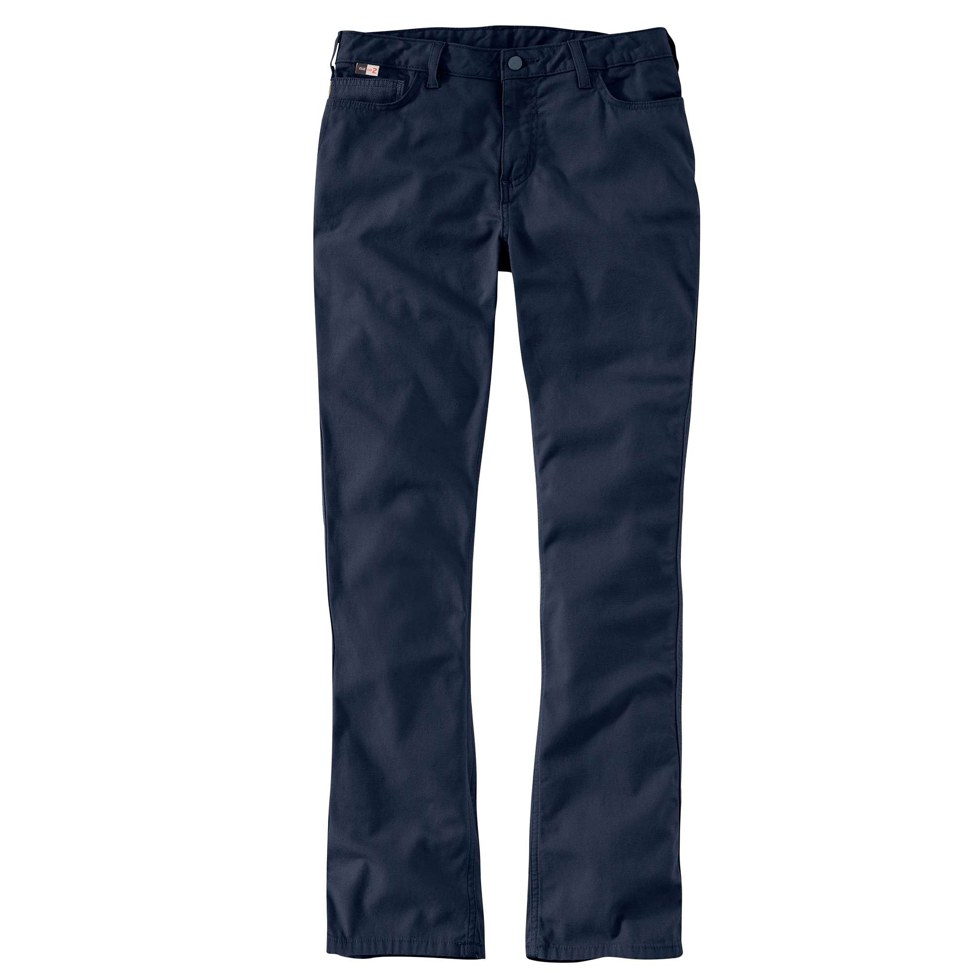 Womens Flame-Resistant Womens Rugged Flex Canvas Pant-Carhartt
