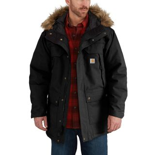 Mens Quick Duck Sawtooth Parka-