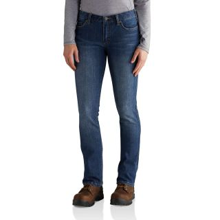 Womens Slim Fit Layton Bootcut Jean