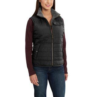 Womens Amoret Sherpa Lined Vest-