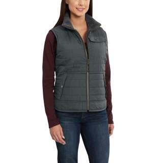 Womens Amoret Sherpa Lined Vest