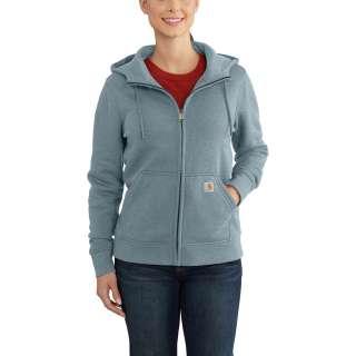102788_Womens Clarksburg Full Zip Hoodie-Carhartt
