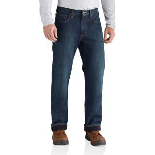 Mens Relaxed Fit Holter Jean Fleece Lined-