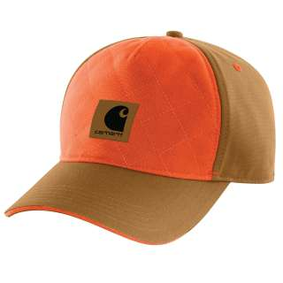Mens Upland Quilted Cap-