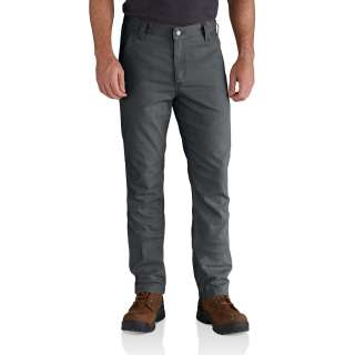 Mens Rugged Flex Rigby Straight Fit Pant-
