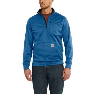 Mens Force Extremes Mck Nck Half Zip Swtsrt-