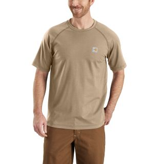 Mens Flame-Resistant Force Short Sleeve T Shirt-