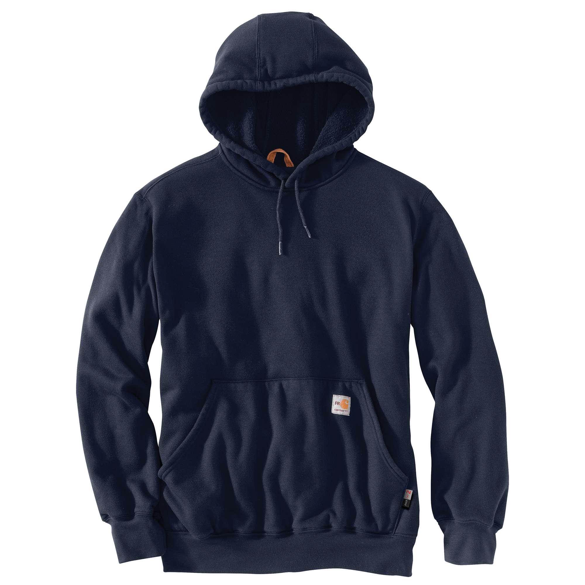Carhartt - FR HW Hooded Sweatshirt-Carhartt