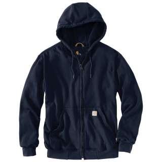 FR HW Zip Front Sweatshirt-Carhartt