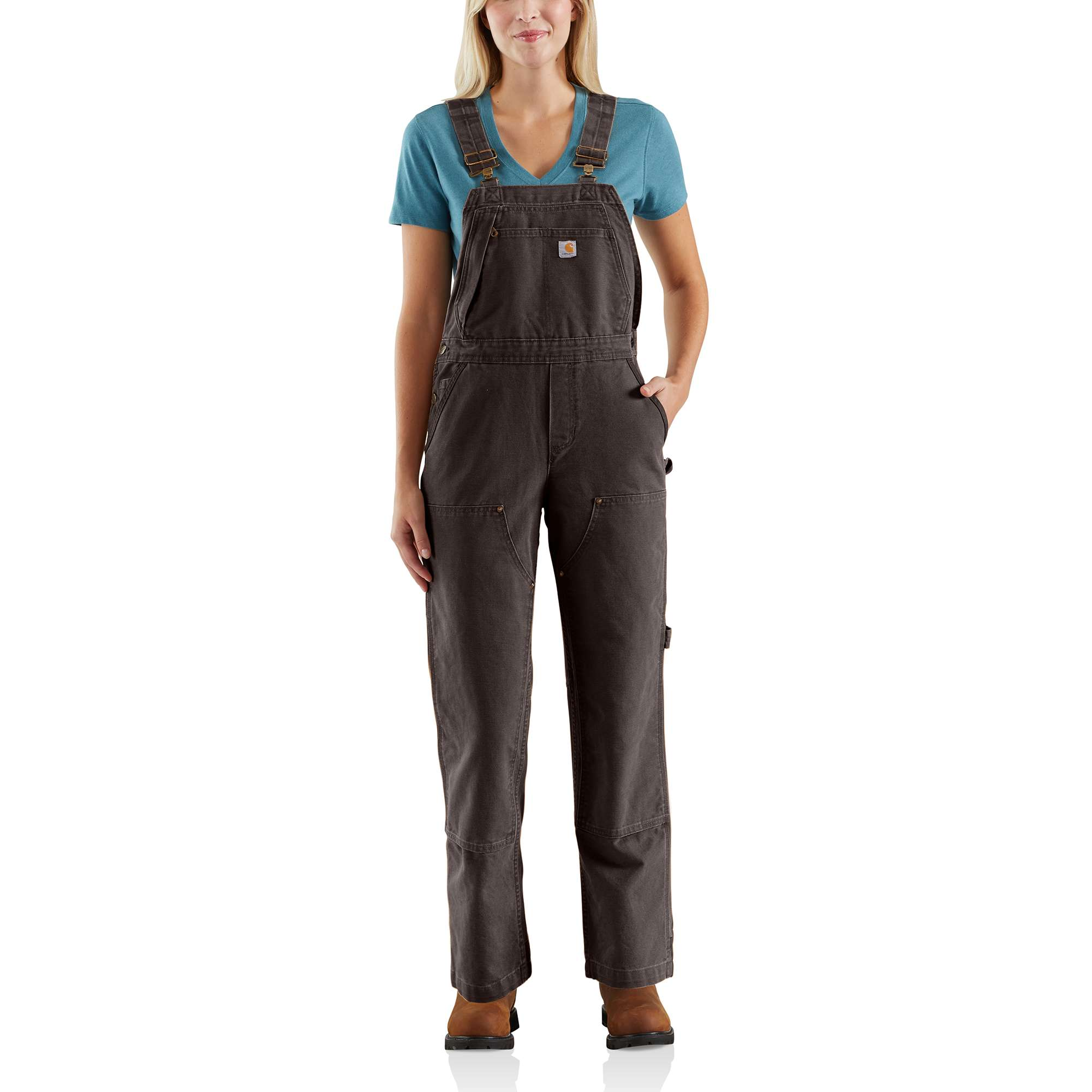 official discount coupon newest style Buy Womens Wildwood Unlined Bib Overalls - Carhartt Online ...