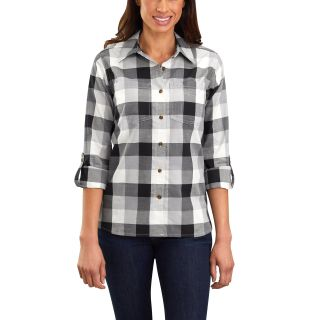 Womens Fairview Plaid Shirt